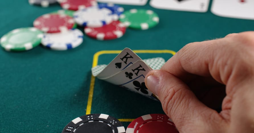 Online-pokkeri strateegiad