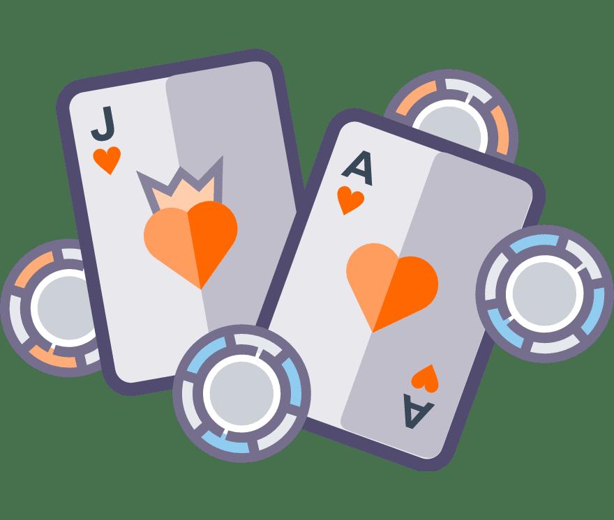 83 parimat Mobiili Casinot, mille mängude hulgas on 2021. aastal Blackjack