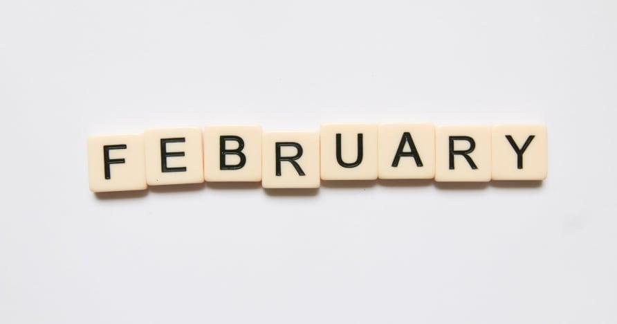 Microgaming annab veebruaris välja hämmastavalt 20 uut pealkirja