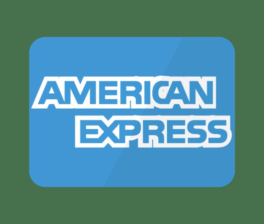 Top 9 American Express Mobiili Casinos 2021 -Low Fee Deposits