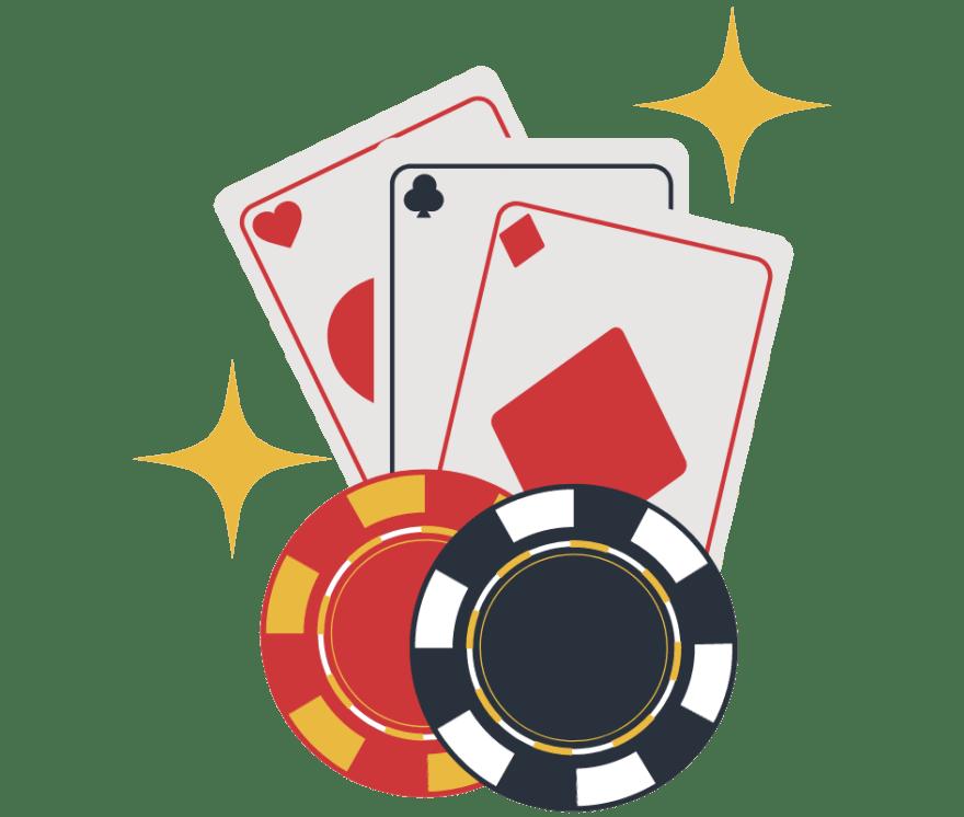 115 parimat Mobiili Casinot, mille mängude hulgas on 2021. aastal Blackjack