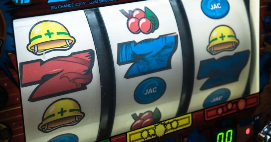 Kuidas mängida mänguautomaatides