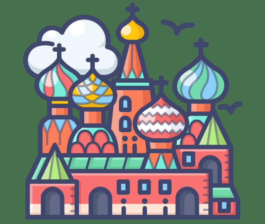 67 Venemaa parimat Mobiili Casinot aastal 2021