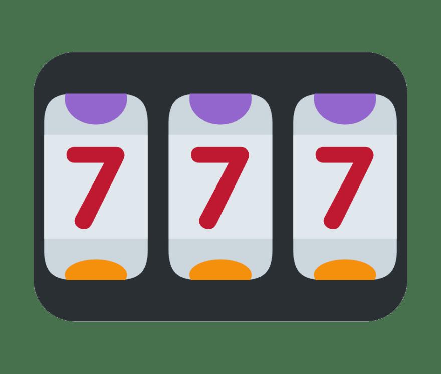 122 parimat Mobiili Casinot, mille mängude hulgas on 2021. aastal Slots