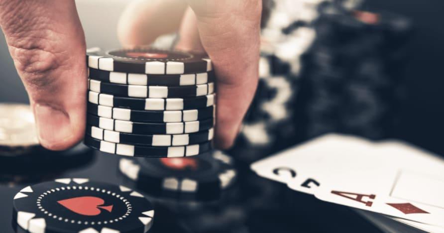 5 suurimat erinevust pokkeri ja blackjacki vahel