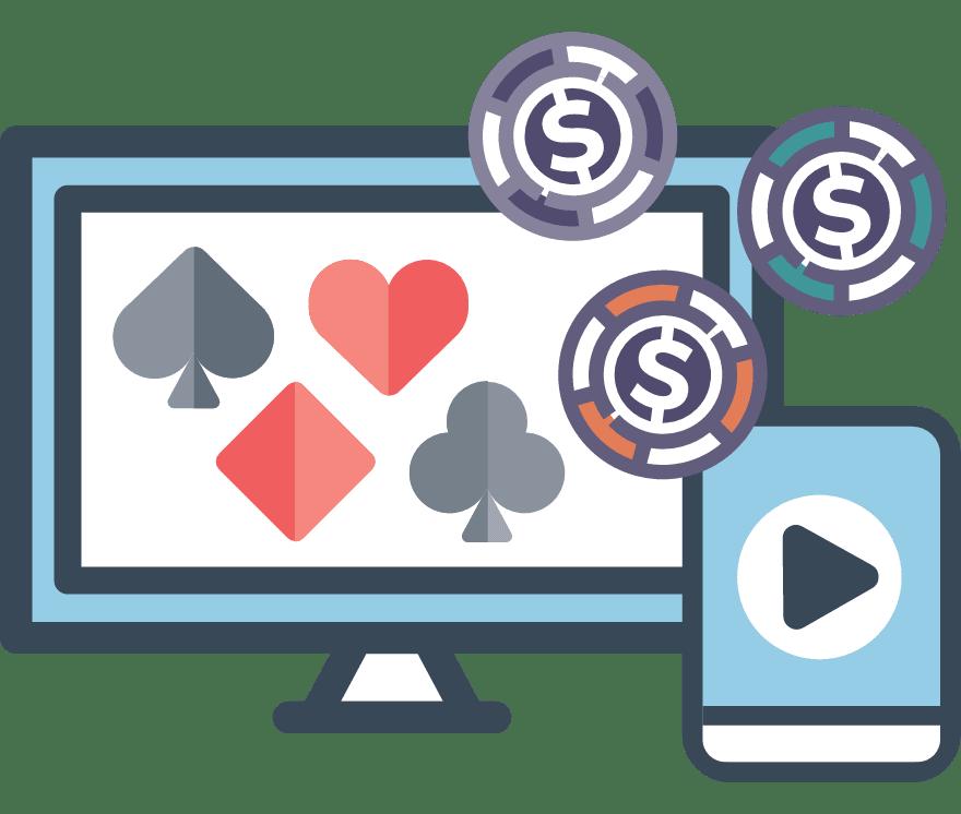 49 parimat Mobiili Casinot, mille mängude hulgas on 2021. aastal Videopokker