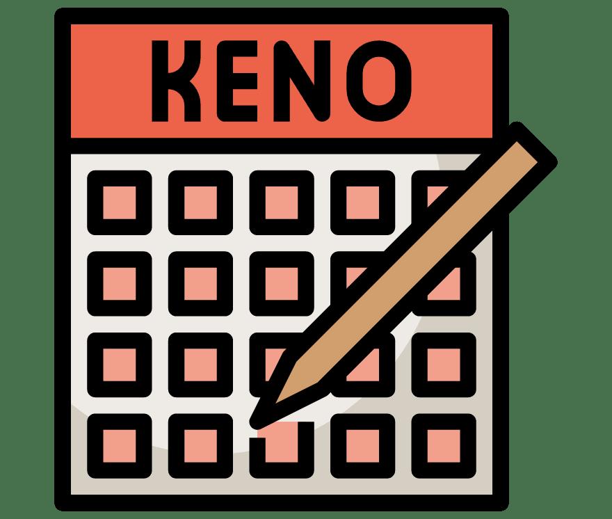 32 parimat Mobiili Casinot, mille mängude hulgas on 2021. aastal Keno