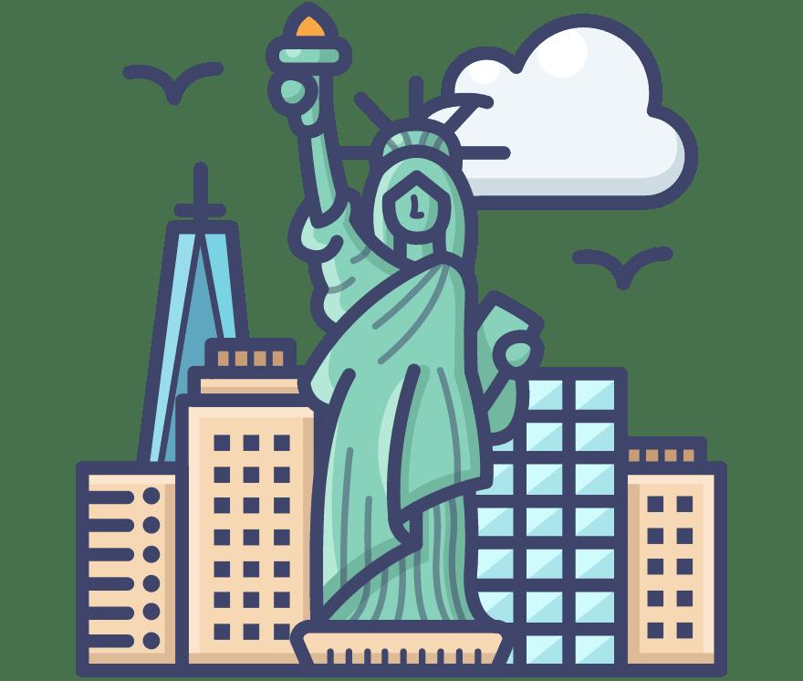 6 Ameerika Ühendriigid parimat Mobiili Casinot aastal 2021
