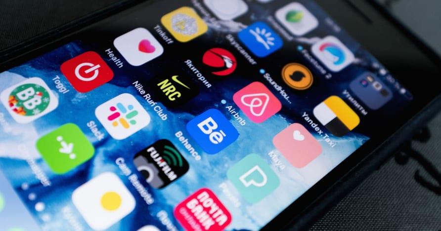 Mobiilse hasartmängurakenduse valimine