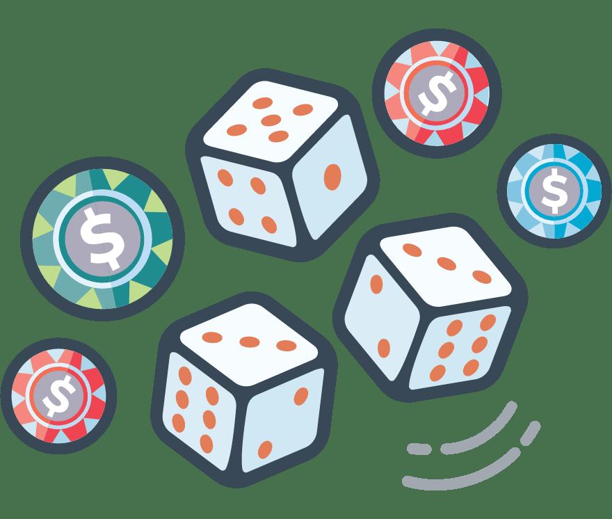 42 parimat Mobiili Casinot, mille mängude hulgas on 2021. aastal Sic Bo