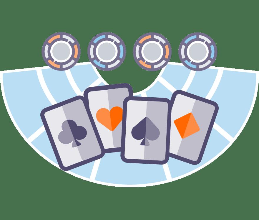 77 parimat Mobiili Casinot, mille mängude hulgas on 2021. aastal Bakaraa