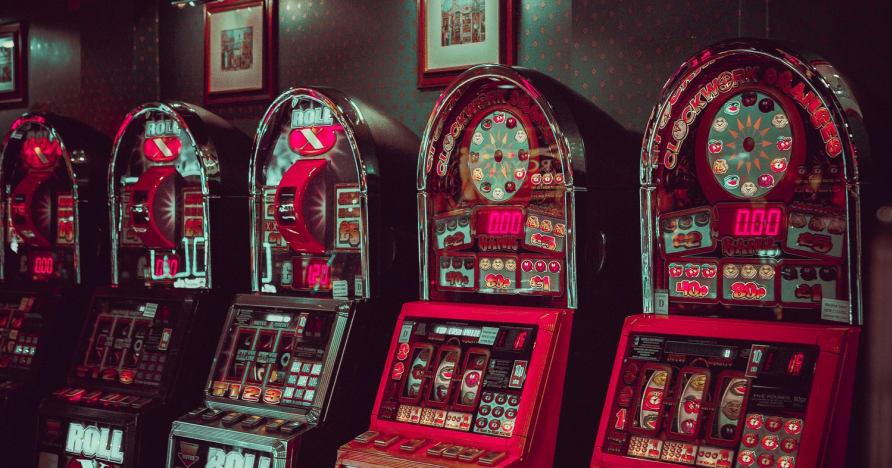 Väikese volatiilsusega mänguautomaadid