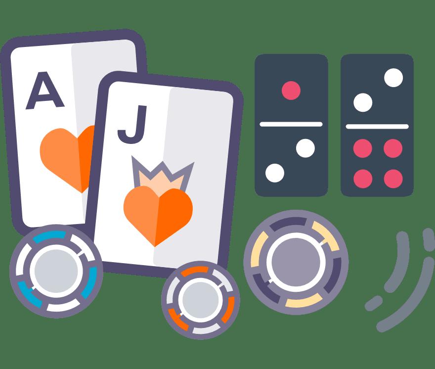 36 parimat Mobiili Casinot, mille mängude hulgas on 2021. aastal Pai Gow